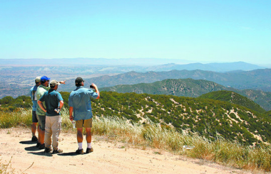 Bill preserving Central Coast wilderness areas pending in Congress
