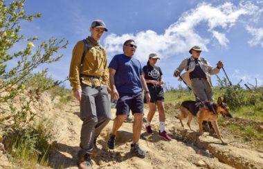 Carbajal leads hike to announce legislation